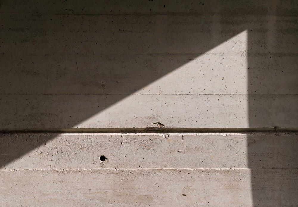 Yoga Pavilion Concrete - MW Architects