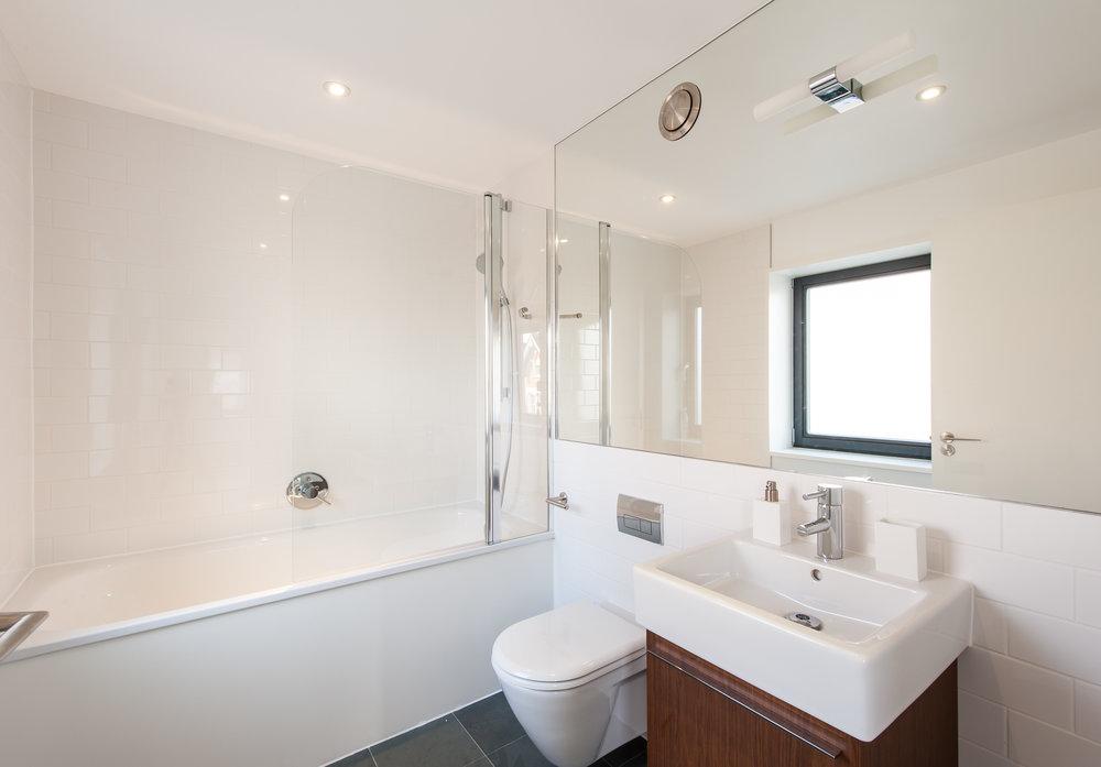 Essex Mews Bathroom - MW Architects