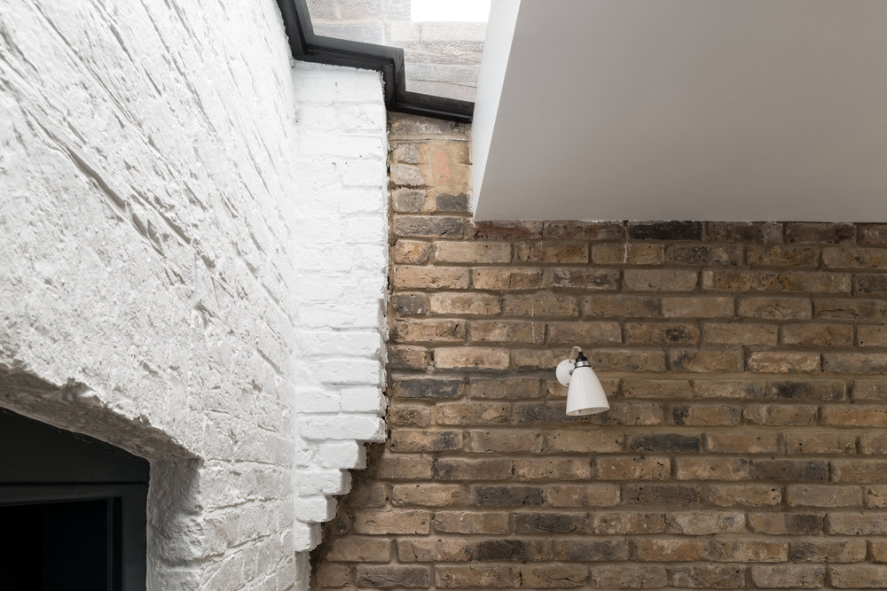Liverpool Road Exposed Brick - MW Architects