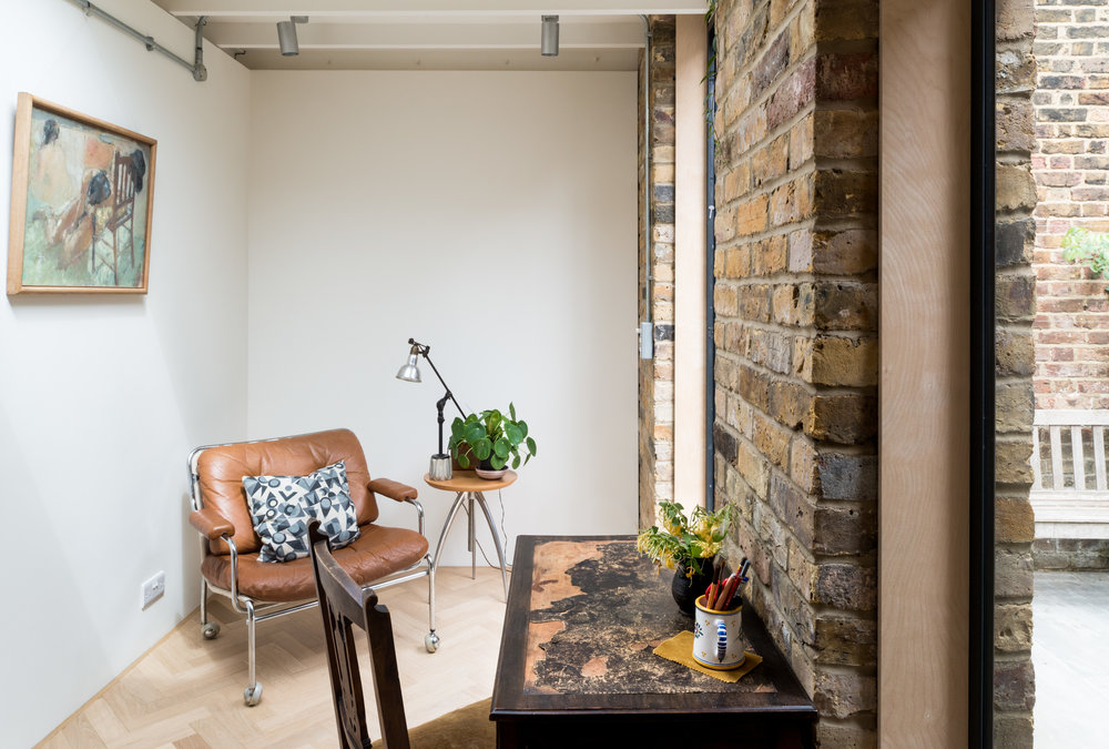 Greenwich Garden Studio Reading Room - MW Architects