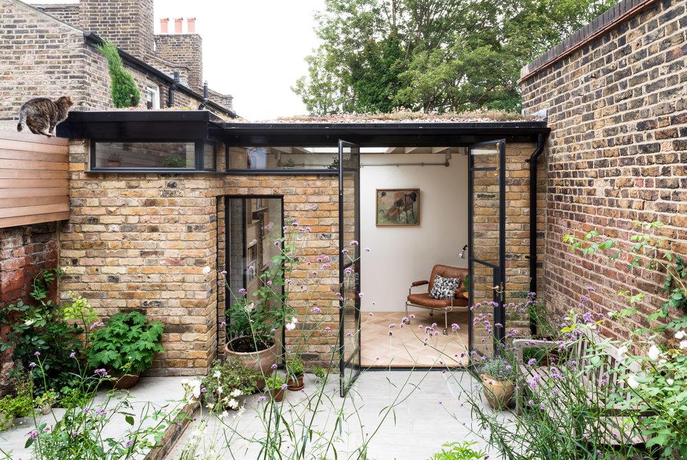 Greenwich Garden Studio - MW Architects