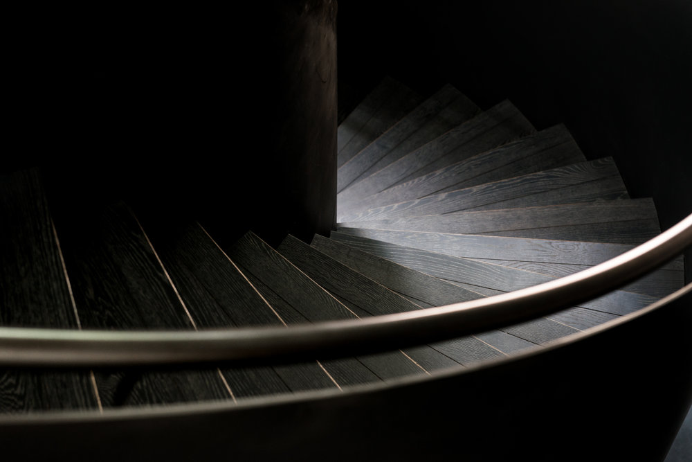 LG Stair - MW Architects
