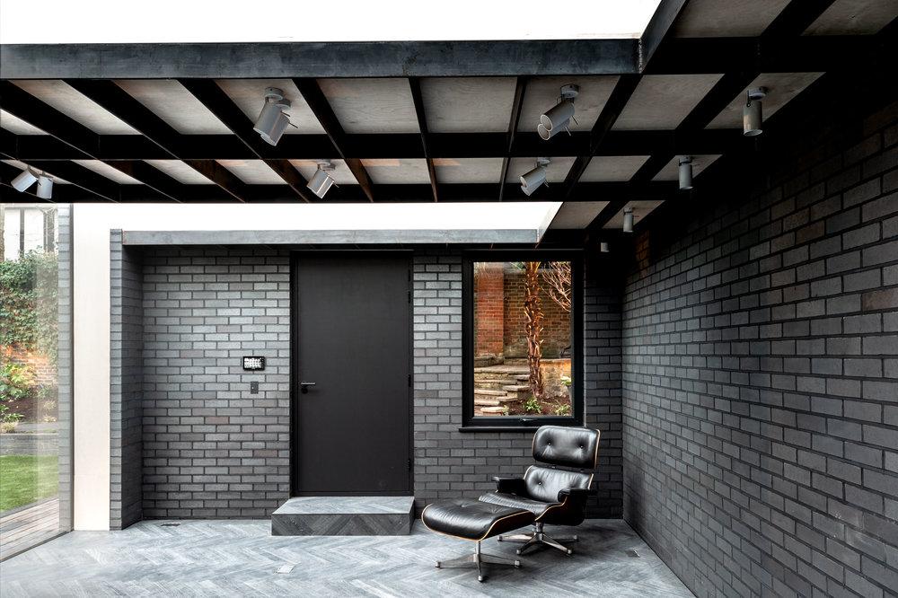 Yoga Dojo Reading Space - MW Architects