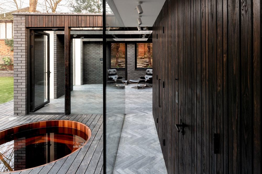 Yoga Dojo Joinery - MW Architects