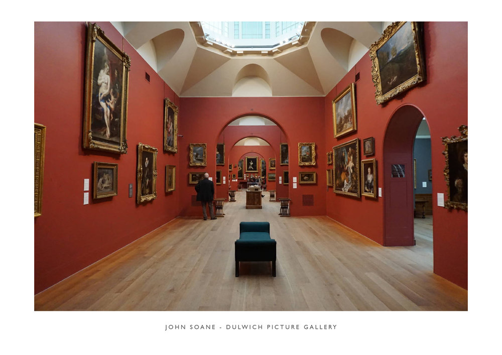 Space - Dulwich Picture Gallery (Slide 7 from MWA Workshop at Courtauld)