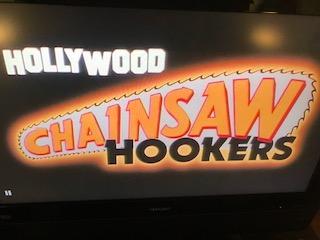 The badass title screen