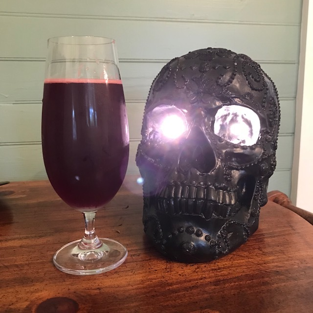 'Don't be fooled by the strange combination of ingredients,' says Brock. 'This drink is suprisingly drinkable and deceptively powerful.'