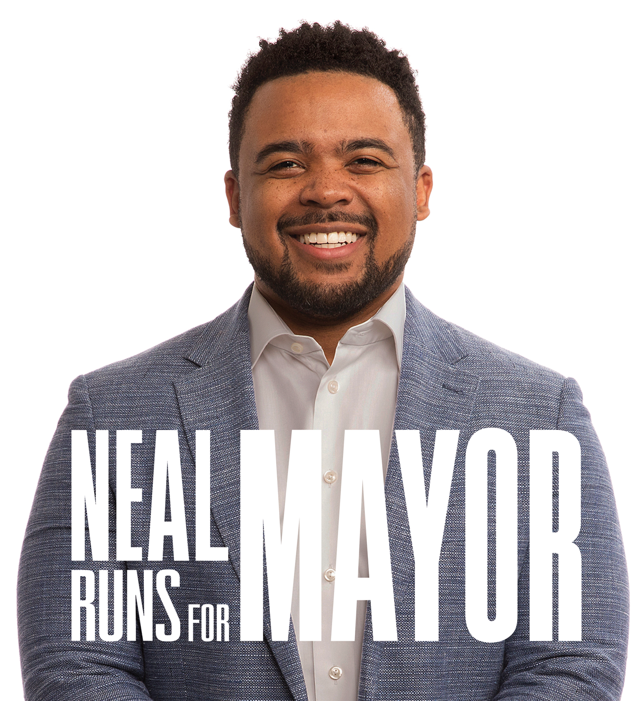 Neal Runs For Mayor