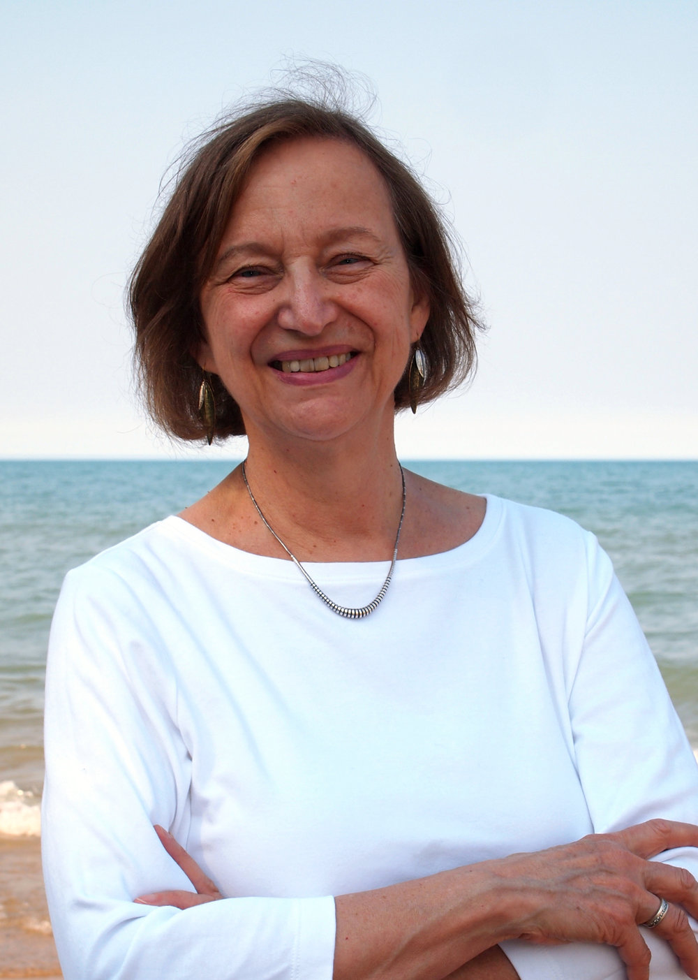 Patricia Skalka - Patricia Skalka won the Edna Ferber Fiction Award from the Council for Wisconsin Writers for Death in Cold Water, the third of her Dave Cubiak Door County Mysteries. The series began with Death Stalks Door County, and continued with Death at Gills Rock, and, most recently, Death Rides the Ferry.A former Reader's Digest staff writer, Skalka is also the author of several nonfiction books. She is a member of The Authors Guild, Mystery Writers of America, Wisconsin Writers Association, and Society of Midland Authors. She lives in Chicago and Door County.www.patriciaskalka.com>> ATTEND HER EVENT AT THE FESTIVAL <<