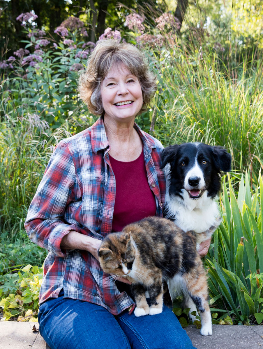 Patricia McConnell - Patricia McConnell, PhD, CAAB, is an ethologist who has consulted with pet owners for over twenty five years. She taught