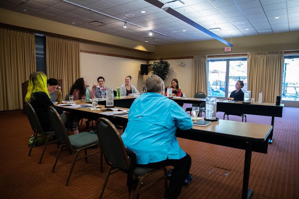 retreat workshop