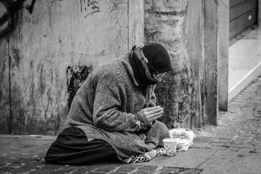 Poverty - What We Believe: The gospel stories depict Jesus repeatedly at the side of the outcast--the poor, lepers, women, tax collectors, prostitutes and foreigners--all those called