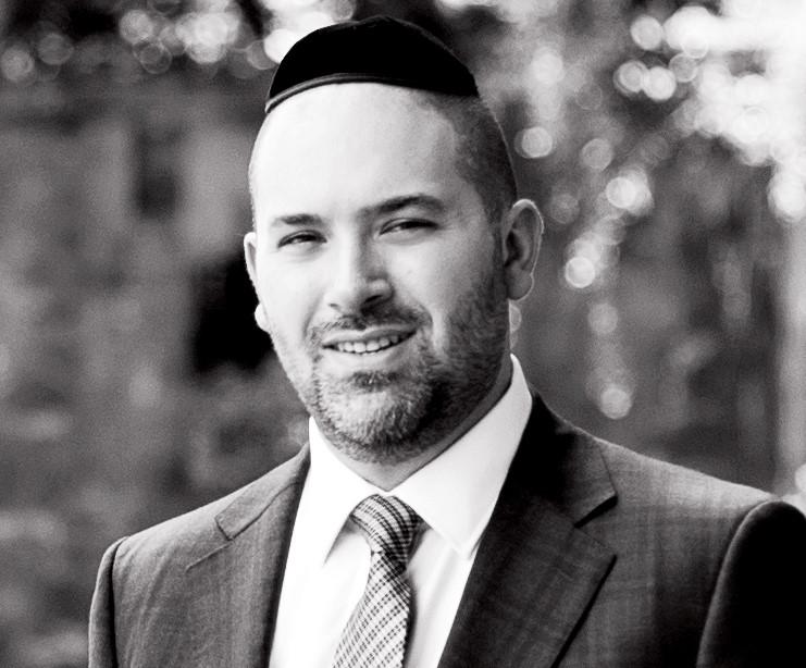 Chayim Kirschenbaum  Managing Partner Iris Holdings Group
