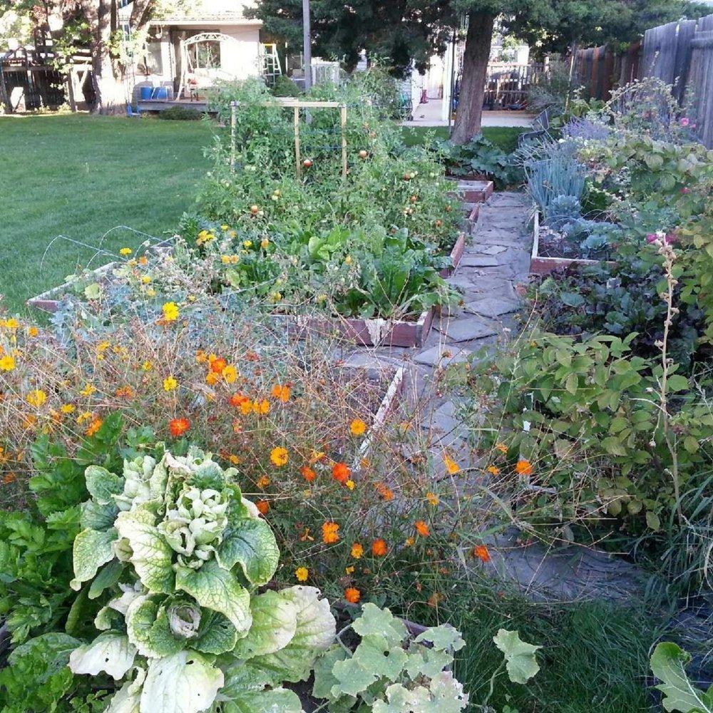 I am a gardener -