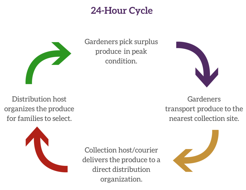 Backyard GardenShare - How it Works