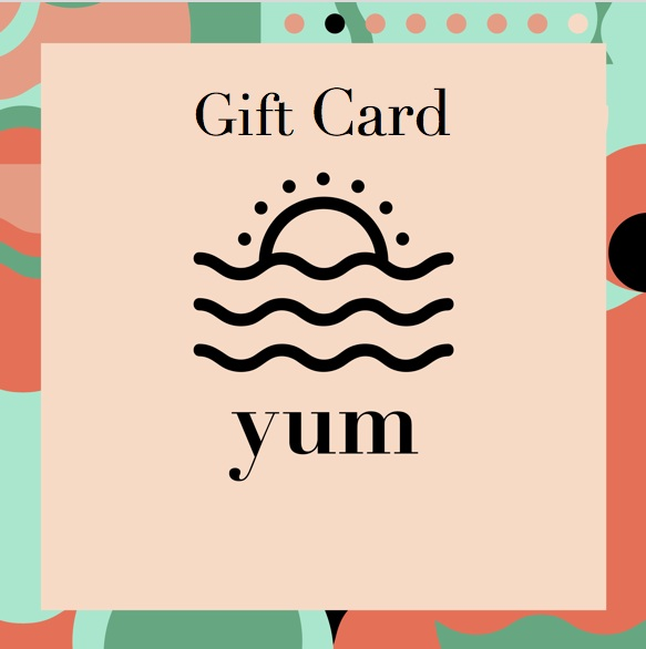 Buy a gift certificate for your loved ones - Add your own value and purchase here by clicking on the button