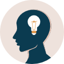 Lighter Lightbulb Brain Icon (Smaller).png