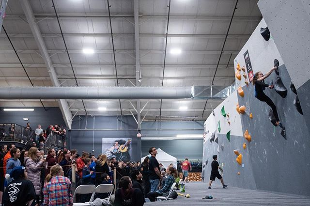 @usaclimbing Divisional Championship is over! All the competitors gave it their all 💪🏽.Thank you again for those whose supported, volunteered, and spectated, it wouldn't be possible without ya'll 👏🏽👏🏽👏🏽 #climbstamford #thegoodbeta #climbwithbeta