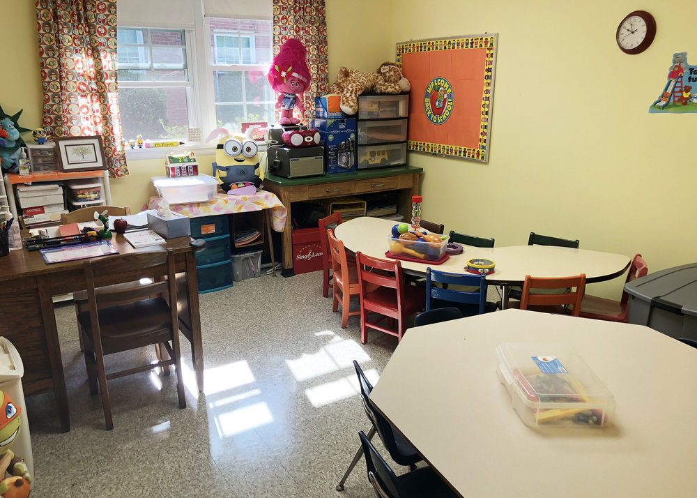 The Science, Health & Music Room