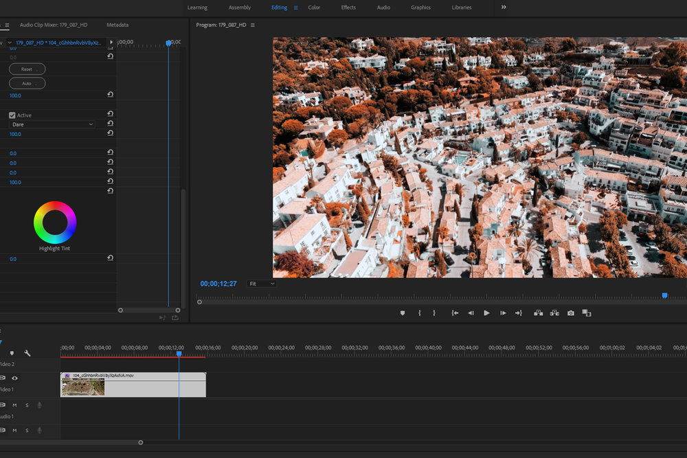 Matching Video LUTs - Get matching LUTs that can be used in other software. LUTs are supported in Adobe Premiere, Final Cut Pro, DaVinci Resolve, Affinity Photo and more.