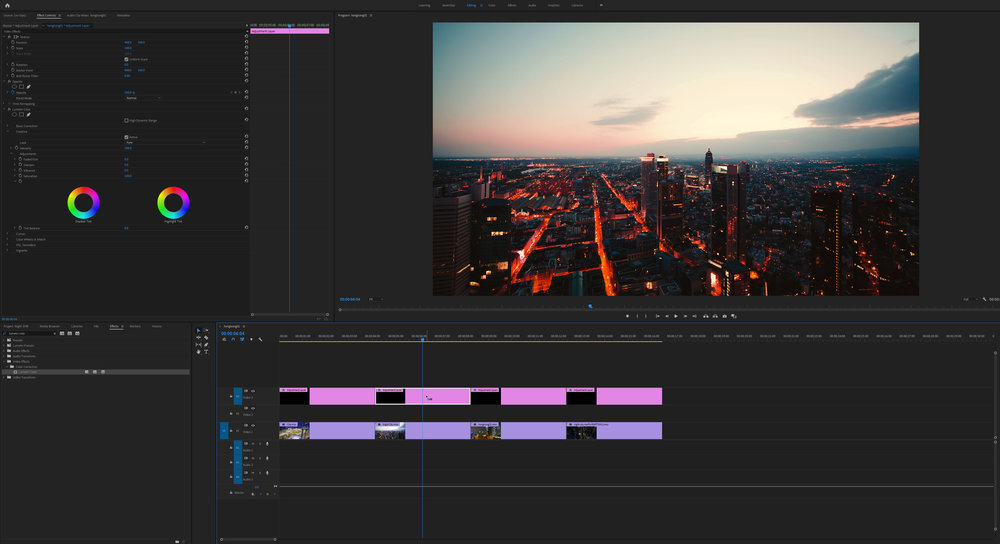 Matching LUTs for seamless cuts. - Get the same look between your photos and videos with LUTs. These LUTs support Premiere, After Effects, Resolve, Affinity Photo, Polarr Pro and many other editing tools.