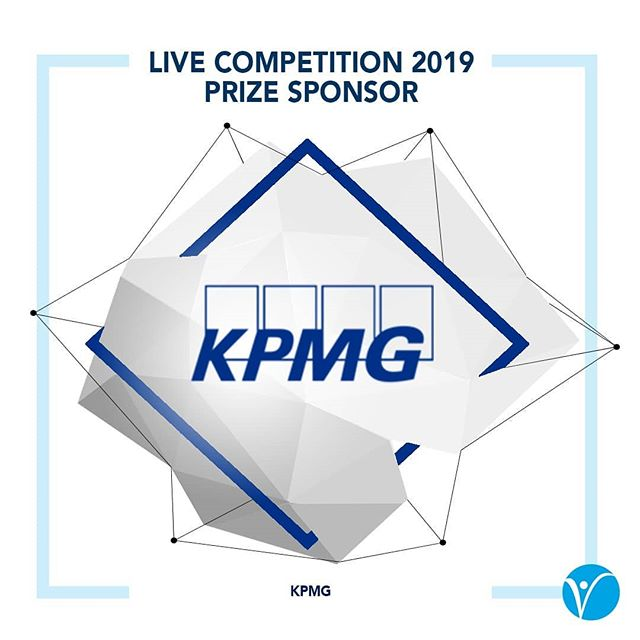 We are pleased to announce that KPMG will be our PRIZE Sponsor for LIVE Competition 2019. Compete at LIVE for the chance to WIN a KPMG office tour and expand your KPMG network!  Registration ENDS TONIGHT at 11:59pm. #DareToCompete? Register now at www.live-competition.org