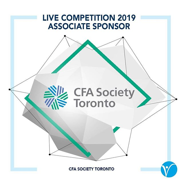 We are pleased to announce that CFA Society Toronto will be our Associate Sponsor for LIVE Competition 2019. Compete at LIVE to learn more about the CFA designation!  Registration ends tonight at 11:59pm. #DareToCompete? Register now at www.live-competition.org