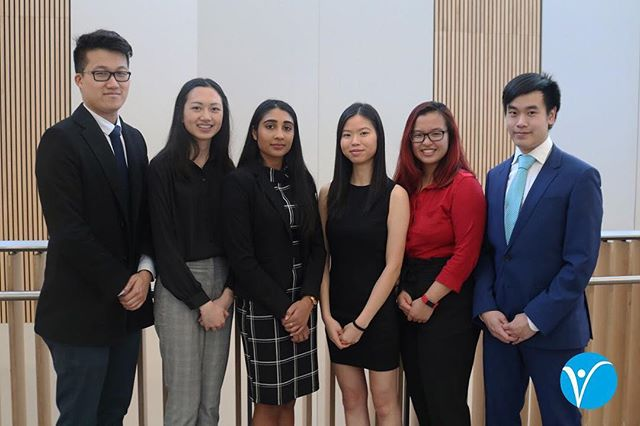 Meet LIVE's 2019/2020 Senior Executive Team! Introducing: (left to right) . Alvin Tang: Vice President of Information Techology Serena Ha: Vice President of Operations Aliyah Alli: President Eva Tan: Vice President of Marketing Angela Yang: Vice President of Curriculum Daven Siu: Vice President of Corporate Relations . . Look forward to another amazing year of LIVE! 🔥 . #LIVE2019 #DaretoCompete