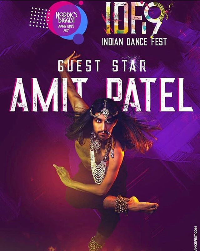 Excited to come to back to Finland for @indiandancefestival 2019! This year I'll be a guest judge for the Nordic's Biggest Dance Festival and instructor along with the talented @melvinlouis @anoshinie & @malhotrautsav  I had such an amazing experience last year, can't wait to be back! Sign up for workshops at www.indancefest.com/workshops  #indiandancefestival #idf2019 #bollywoodheels #indiancontemporary #dance #finland #finnished #round2 #dance #europe #teachingtour #lovewhatyoudo