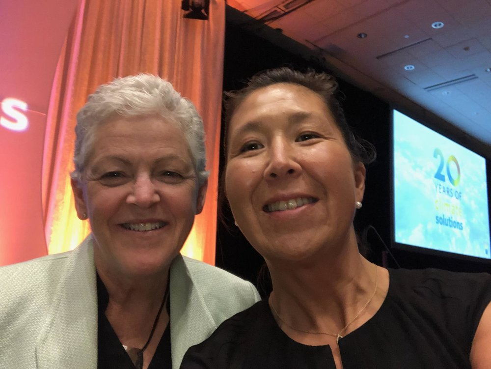 PRESS RELEASEJuly 11, 2018 - Former U.S. Environmental Protection Agency Administrator Gina McCarthy Endorses Debra Lekanoff as the Best Environmental Advocate for the 40th District