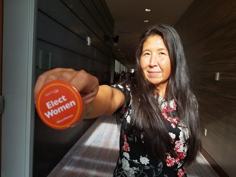 Washington's 40th Legislative District Elects Debra Lekanoff as the Next 40th Washington State House Representative - November 6, 2018