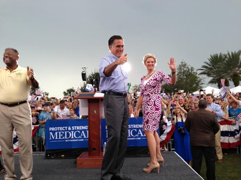 2012 Romney Rally