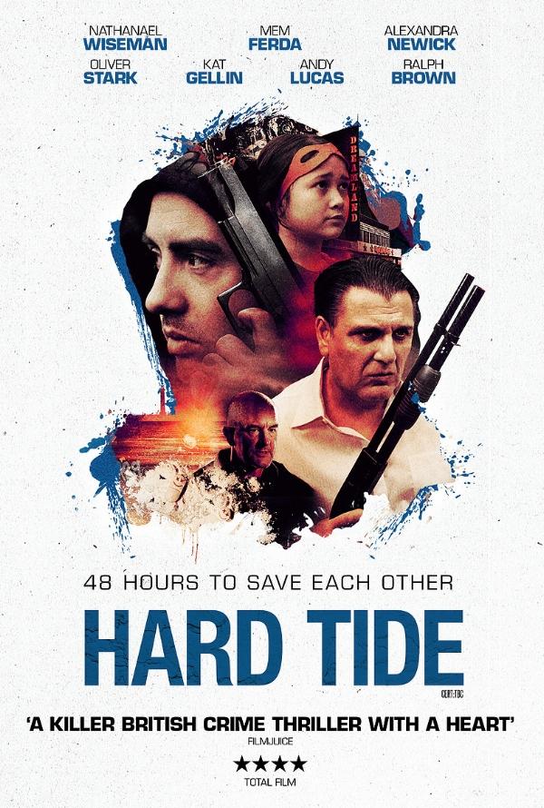 Hard Tide       Mem in the lead role of Simon Flowers. **** Total Film.
