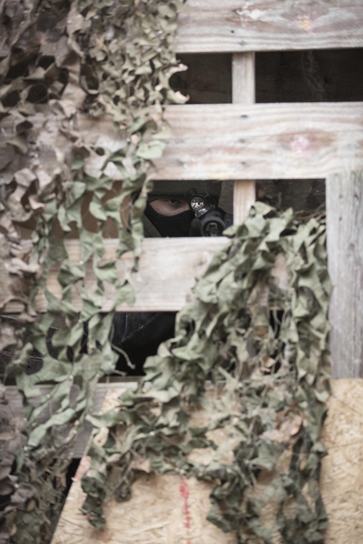 Echelon Front FTX - Sniper Hide