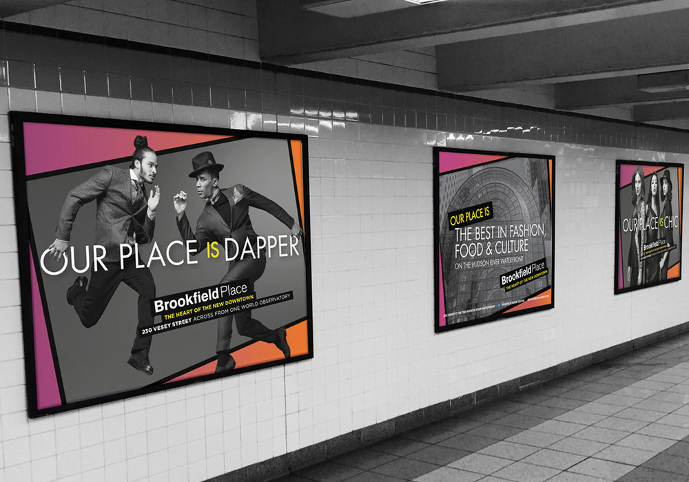 SUBWAY STATION TAKEOVER