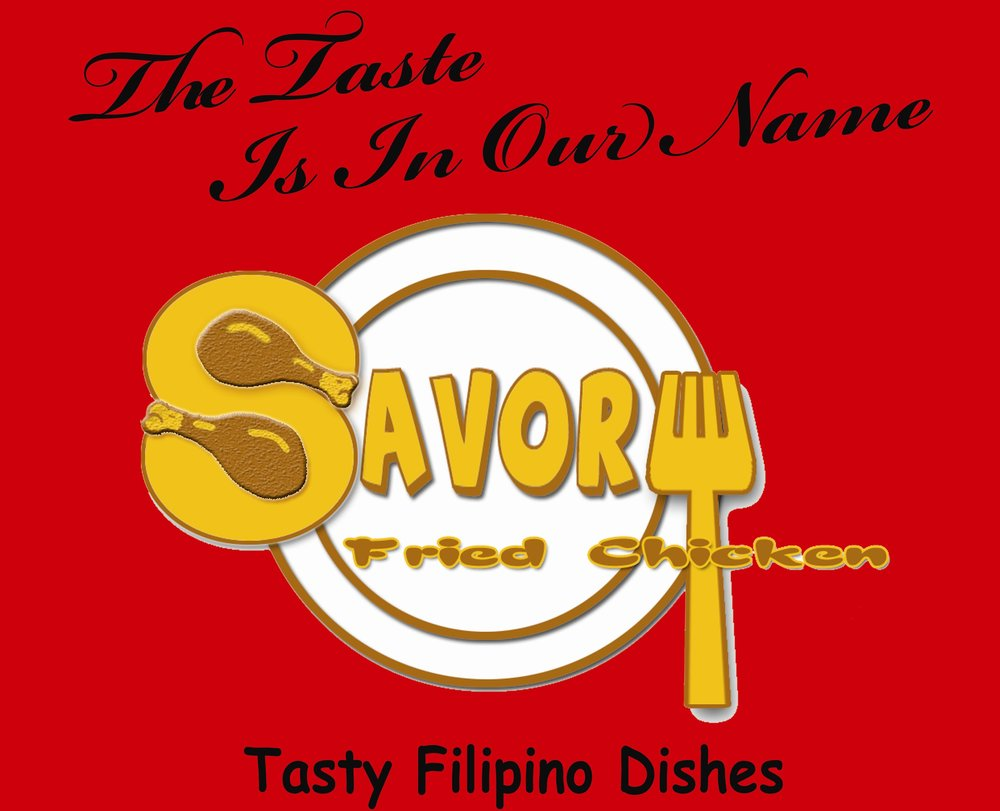 Savory Fried Chicken - Tasty Filipino Dishes