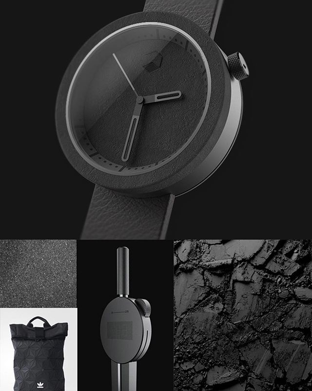 All Black everything.#cmf #aggregatewatches #aggregate