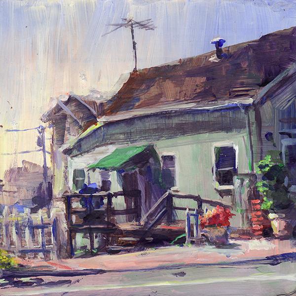 Porch, Fremont