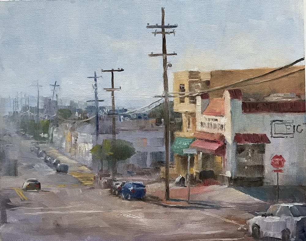 Ortega and 18th Ave