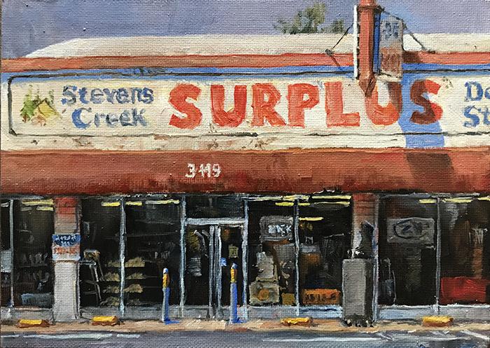 Surplus Store