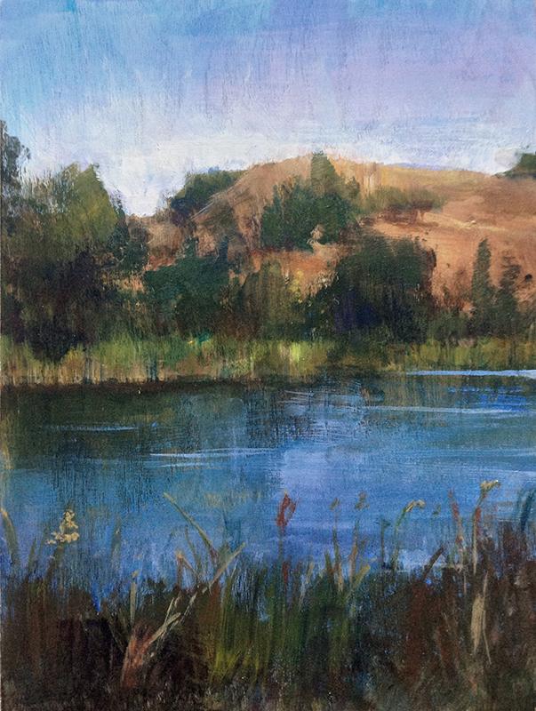 Arastradero Pond
