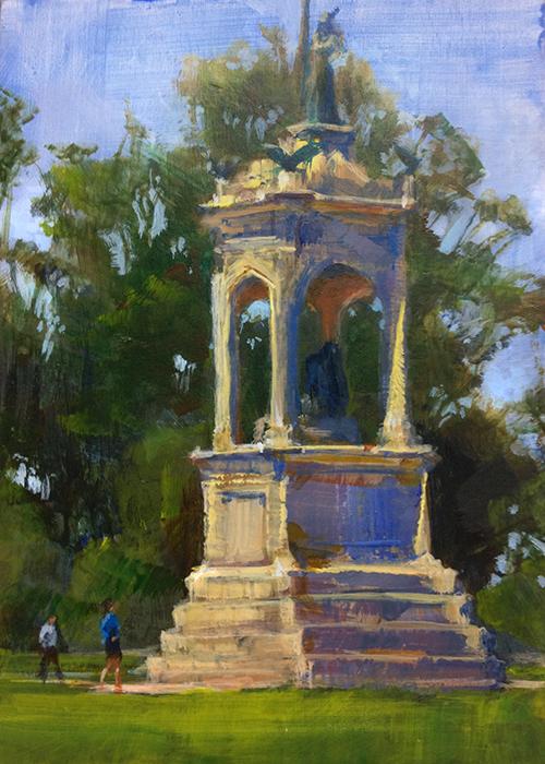 Francis Scott Key Monument