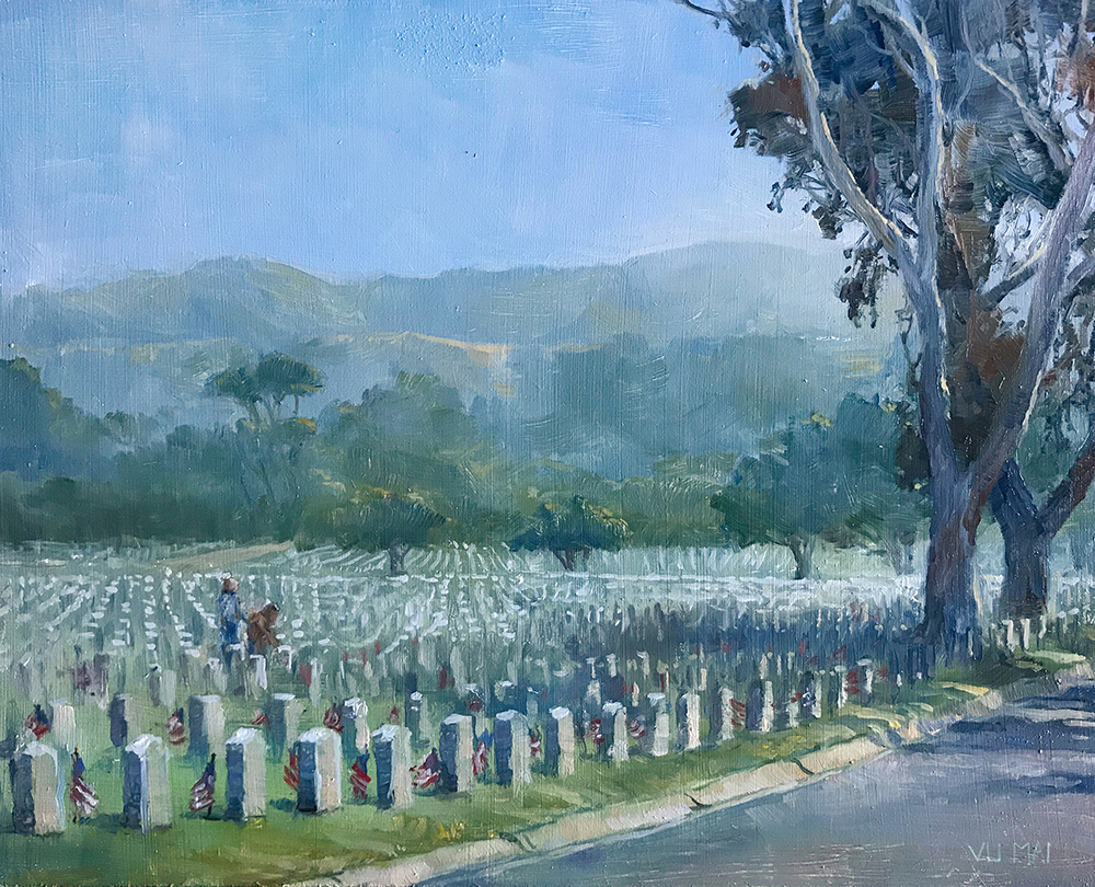 National Cemetery, Colma