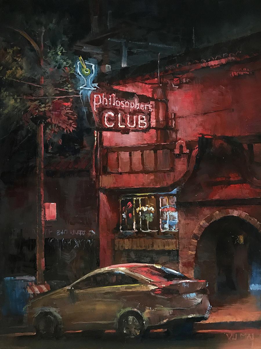 The Philosophers Club, West Portal