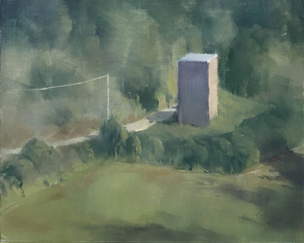 Tower in the Valley