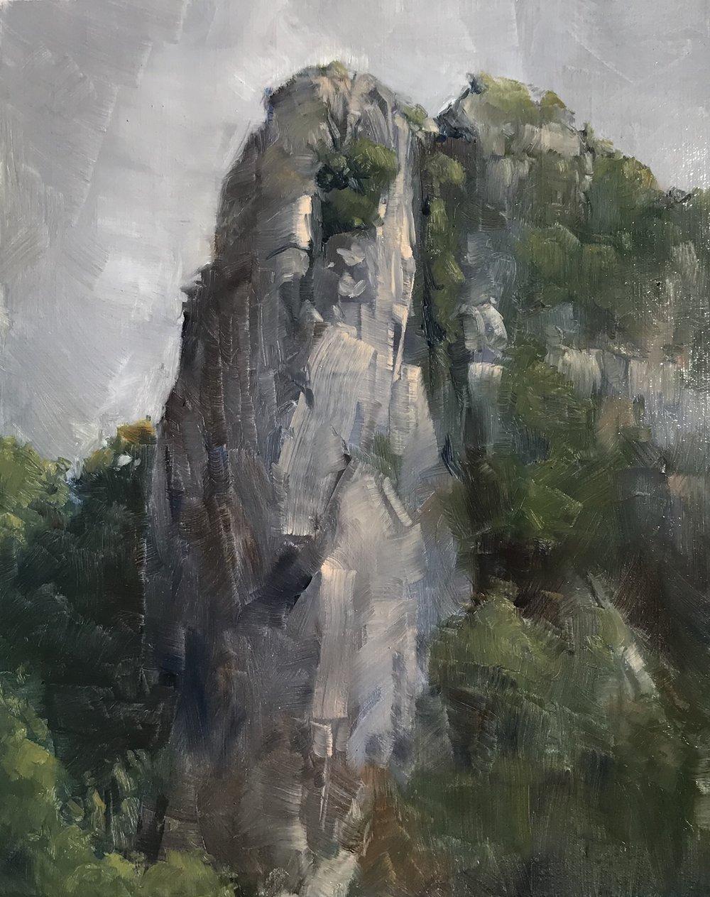 Cliff in Stifone