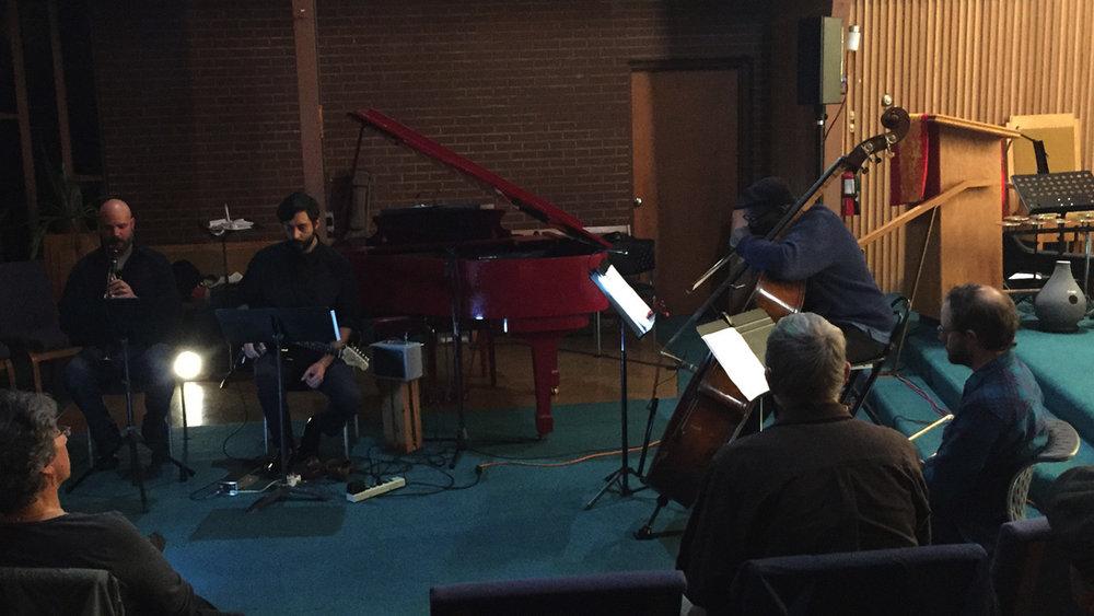 Antoine Beuger - Cantor Quartets (2003)