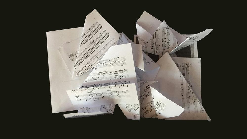 Dana Reason - Folded Subjects: Olive Rose (2017)