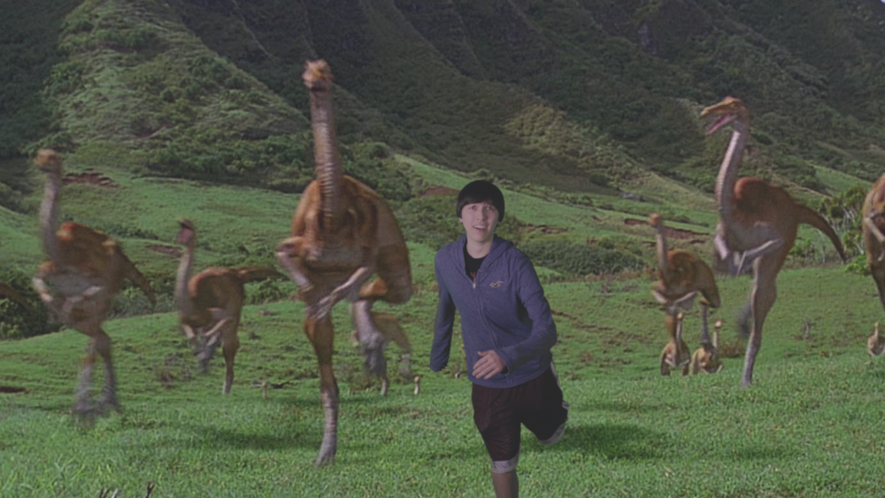 Background from Jurassic Park