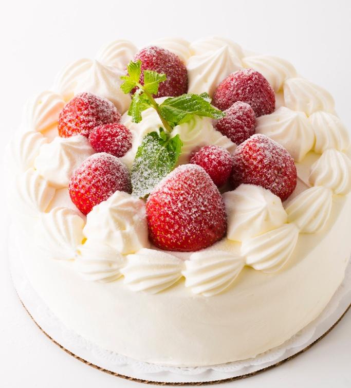 Japanese Christmas Cake.The Holiday Countdown Begins Kulu Kulu Cake To Begin